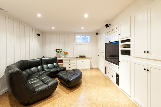 Transform your Basement from Boring to Beautiful