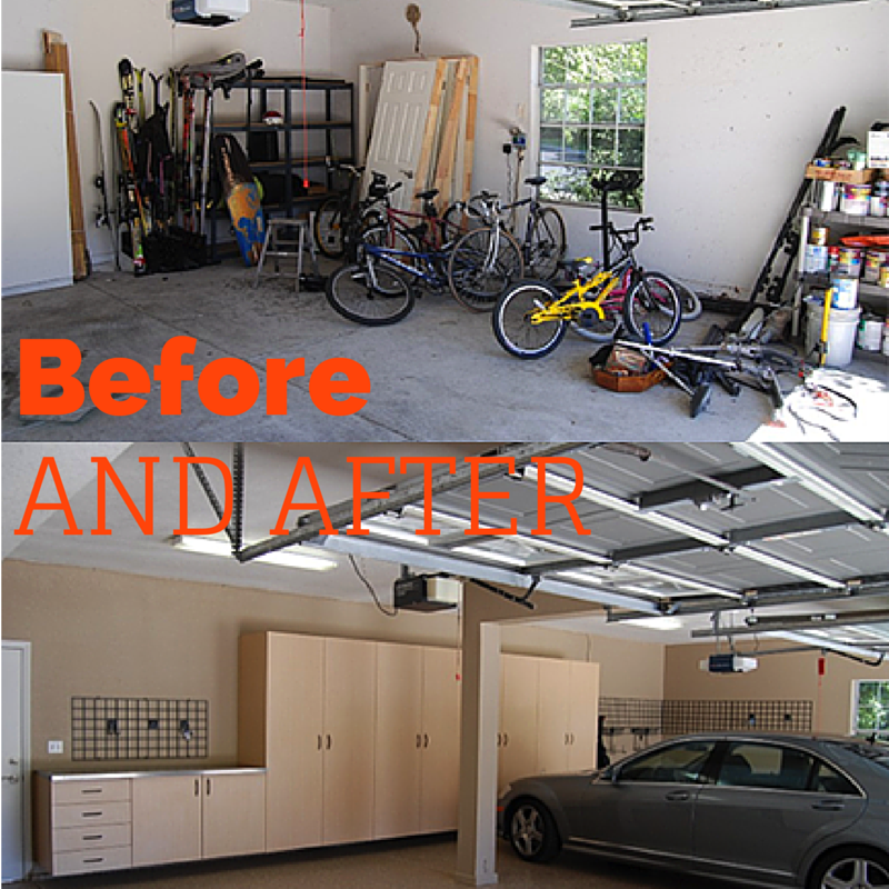 How to declutter your garage once and for all garage storage