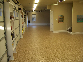 Epoxy Flooring Boston_Garage