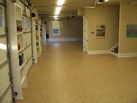 Epoxy Flooring Boston_Garage
