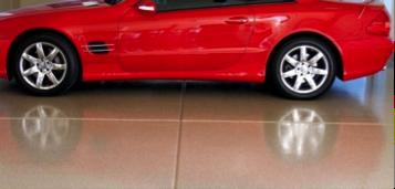 Boston Garage Floor