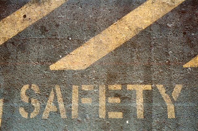 epoxy floor coating safety