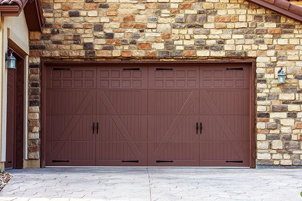 custom garage organization