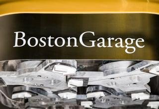 Boston Garage machine